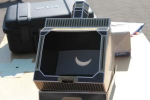 Sonnenprojektor  - Pappbausatz